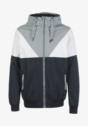 Outdoor jacket - slate grey
