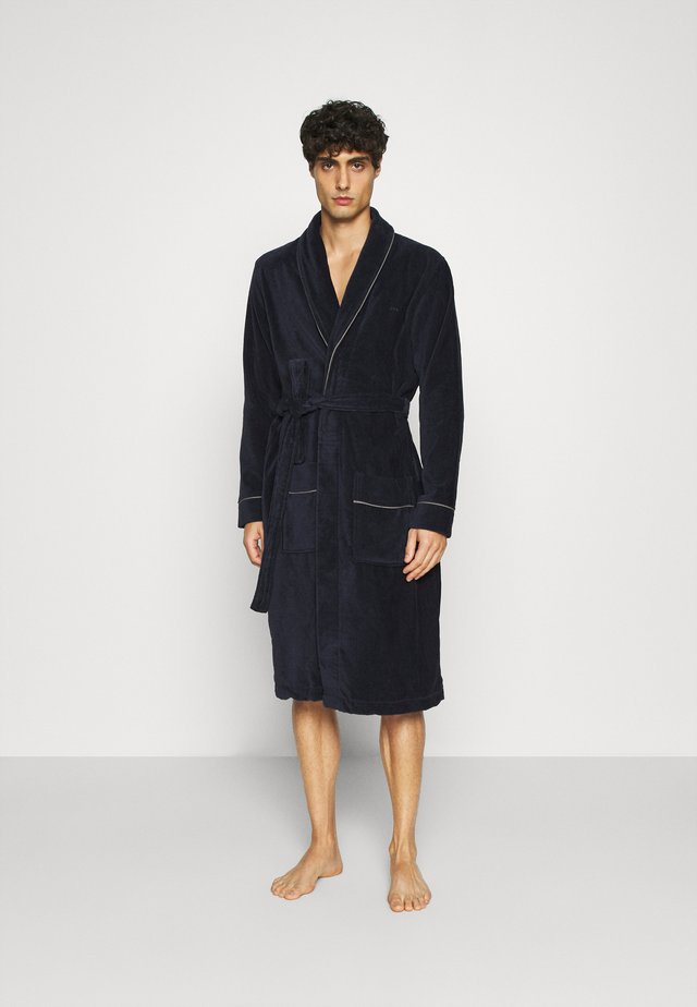 BATHROBE - Dressing gown - marine