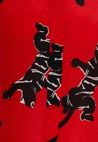 Diane von Furstenberg - LEANNA - Pusero - red - 2