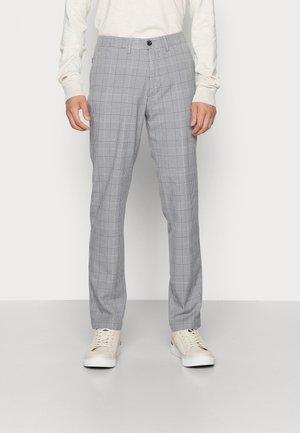 SMART FLEX TAPERED - Chino - ross burma grey