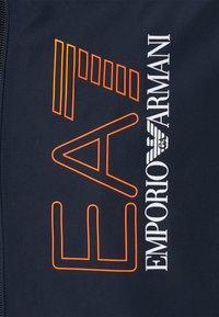 EA7 Emporio Armani - Summer jacket - dark blue/orange - 5