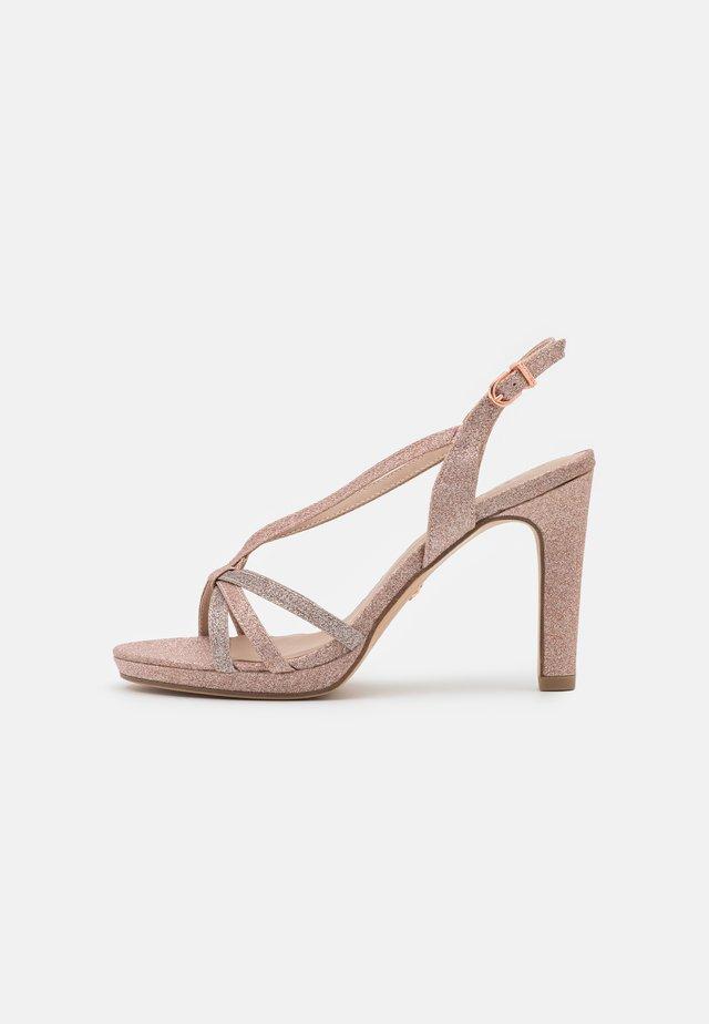 Sandały - rose glam