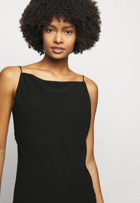 Iro - MORPHEA DRESS - Shift dress - black - 3