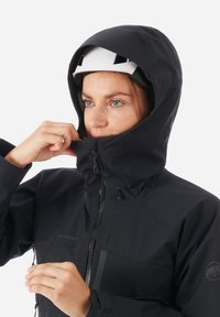 Mammut - Masao  - Soft shell jacket - black - 4