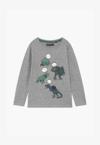 Lemon Beret - SMALL BOYS - Langærmede T-shirts - grey melange - 0