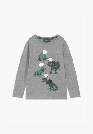 SMALL BOYS - Long sleeved top - grey melange