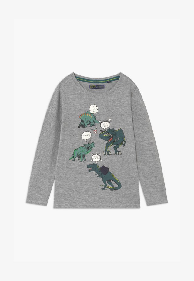 SMALL BOYS - Topper langermet - grey melange