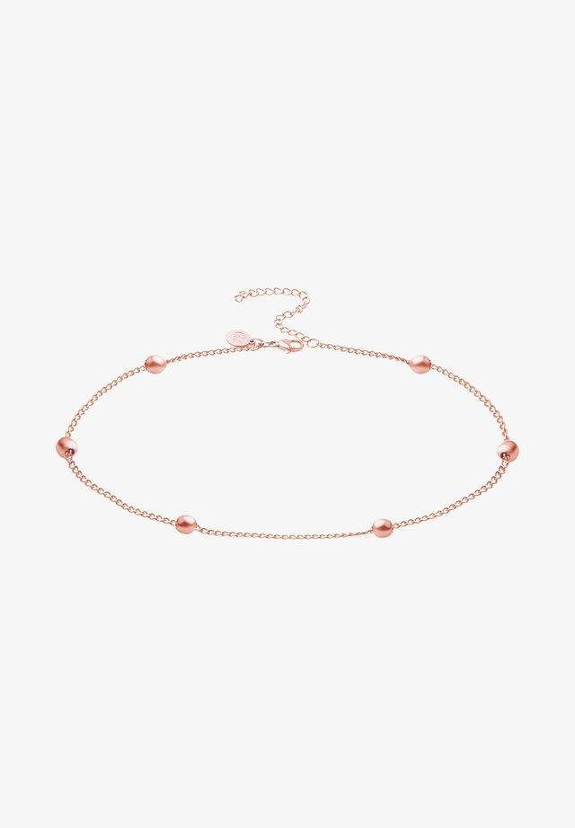 MIT KUGELN - Bracelet - rosegold
