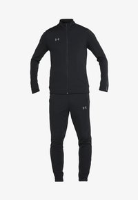Under Armour - CHALLENGER KNIT WARM-UP - Træningssæt - black - 8