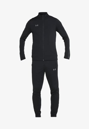 CHALLENGER KNIT WARM-UP - Survêtement - black