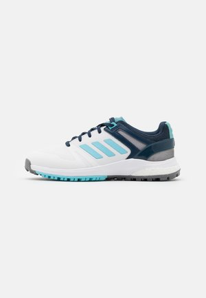 Golf shoes - footwear white/haze sky/navy