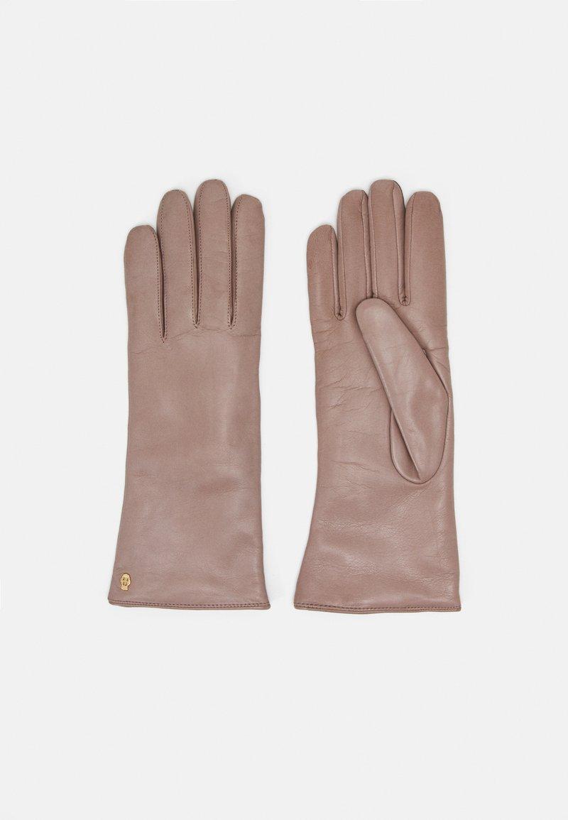 Roeckl - EDELKLASSIKER - Gloves - rosewood