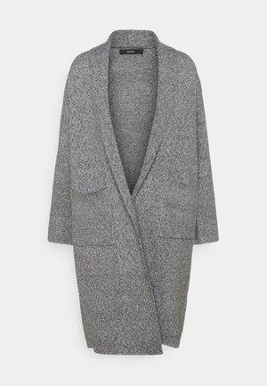 VMCODY COATIGAN - Cardigan - medium grey melange