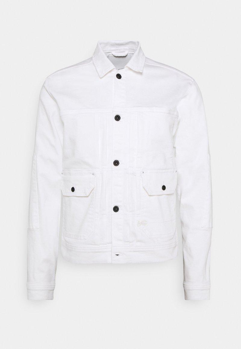 Denham - WINSTON JACKET - Denim jacket - white