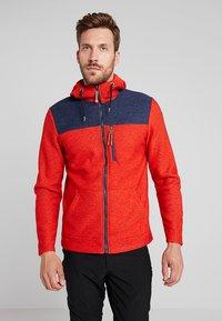 Icepeak - ATHOL - Fleece jacket - coral red - 0