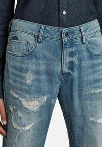 G-Star - KATE BOYFRIEND - Straight leg jeans - light blue - 2