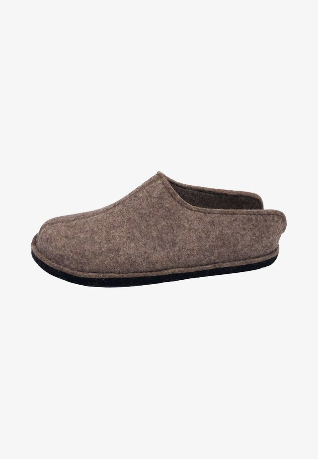 Slippers - torf