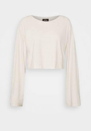 CADILLAC - Long sleeved top - moonbeam