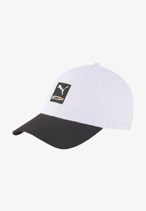 Cap - white -black