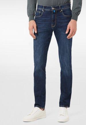 Slim fit jeans - dark blue used