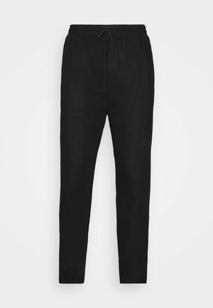 CROPPED PANT - Trousers - black
