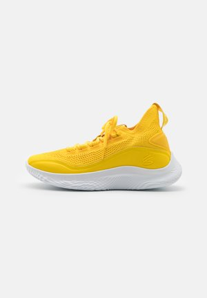 CURRY 8 - Chaussures de basket - taxi