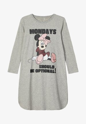 DISNEY MINNIE MOUSE - Nightie - grey melange
