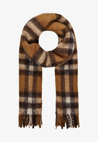 Pieces - PCILLA LONG SCARF - Schal - toasted coconut - 1