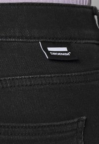 Dr.Denim - LEXY - Jeans Skinny Fit - black mist ripped - 5