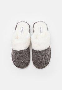 Cotton On - LACHLAN SLIPPERS - Tofflor & inneskor - grey - 3