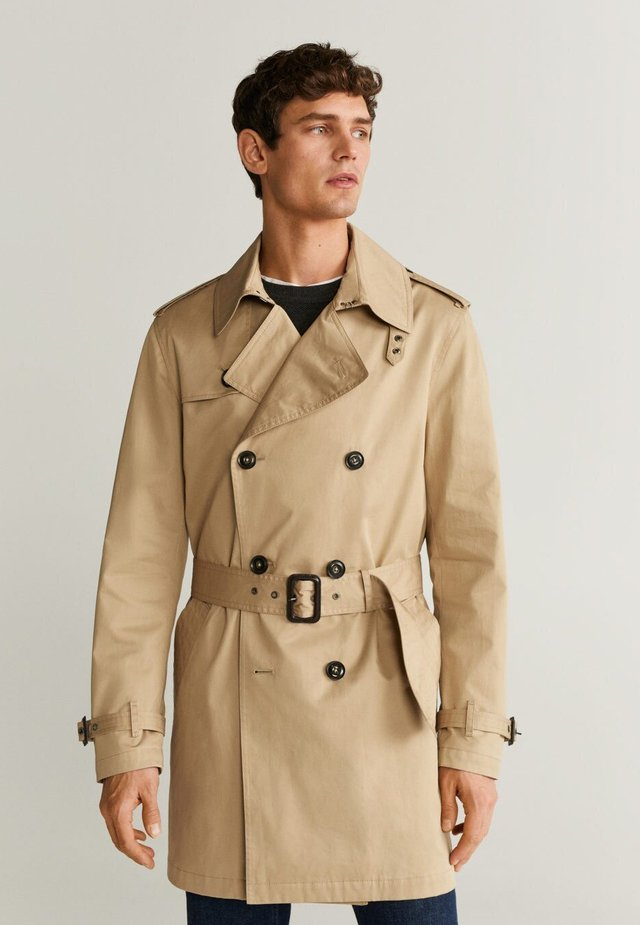 TANGO - Trenchcoats - beige