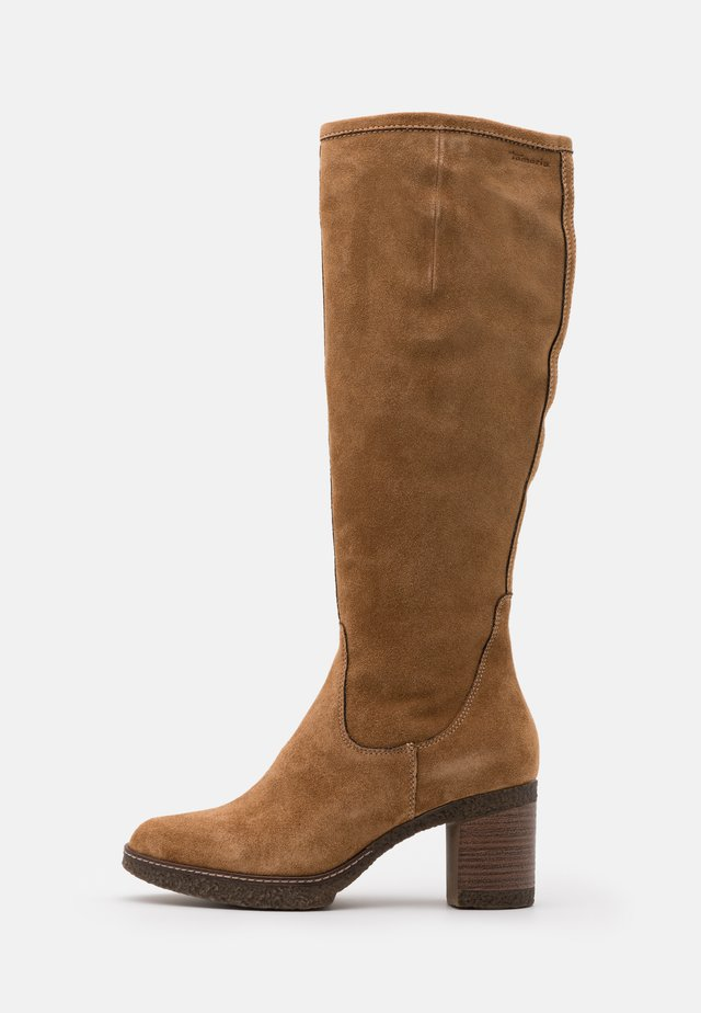 BOOTS - Stiefel - muscat
