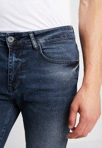 Pier One - Jeans slim fit - blue grey - 3