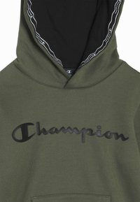 Champion - AMERICAN CLASSICS HOODED  - Hoodie - khaki - 4