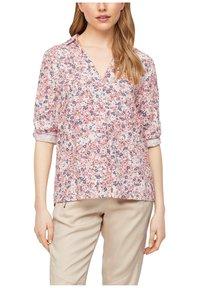 s.Oliver - Long sleeved top - pink - 3