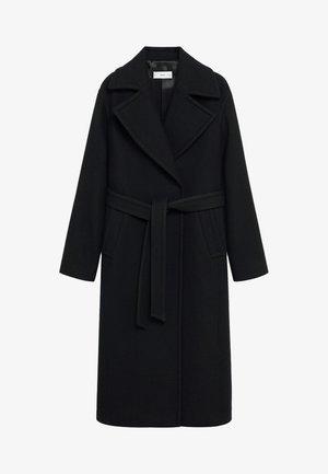 PAINT - Zimní kabát - schwarz