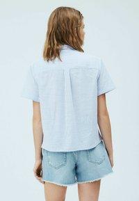 Pepe Jeans - Button-down blouse - light blue - 2