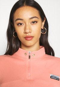 adidas Originals - CROPPED - Sweatshirt - trace pink - 3