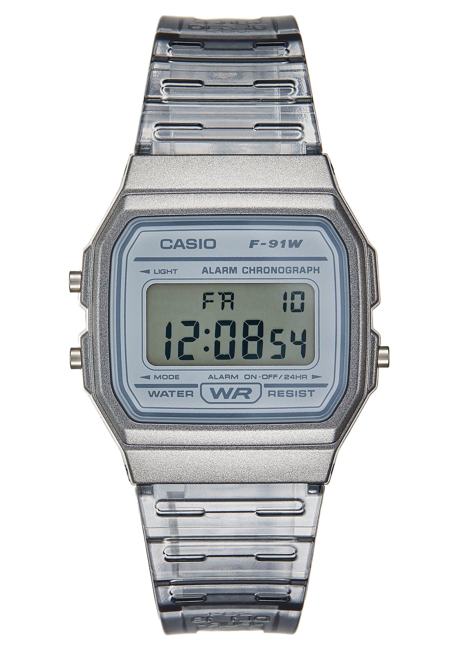 Men SKELETON - Digital watch