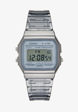SKELETON - Orologio digitale - clear grey