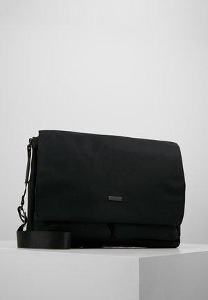 CONTRATEMPO - Across body bag - schwarz