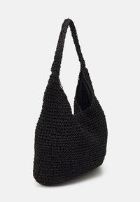 Pieces - PCLONGO BAG - Tote bag - black - 1