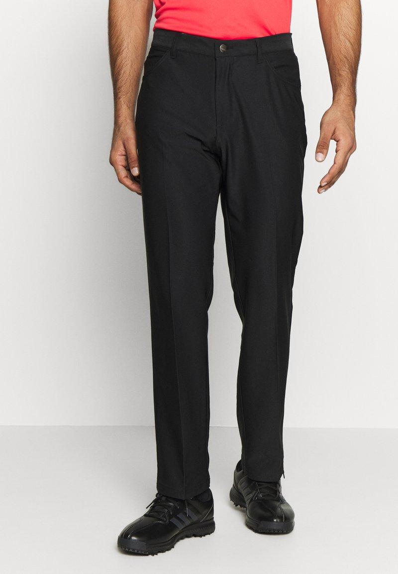 adidas Golf - Trousers - black