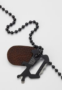 Police - KARAKUM - Necklace - black - 2