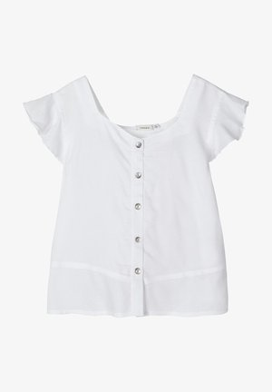 LOOSE FIT - Bluser - bright white