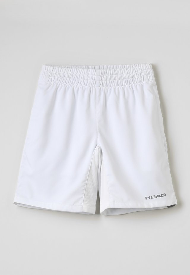 CLUB BERMUDAS  - Sports shorts - white