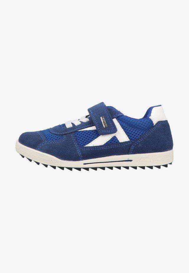 Sneakers laag - zaffiro/bluette