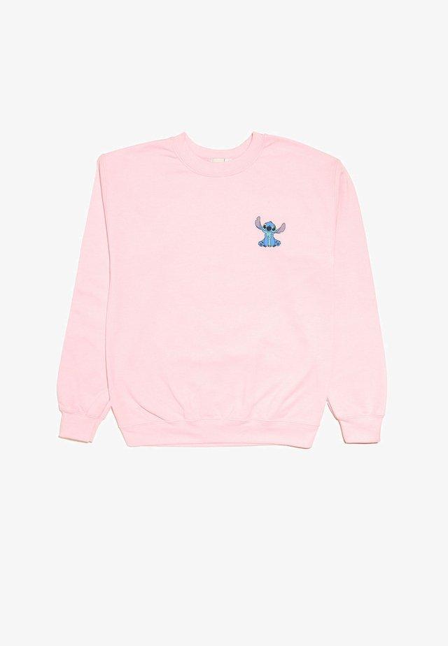DISNEY STITCH  - Sweatshirt - pink