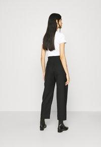 ARKET - TROUSER - Trousers - black - 2