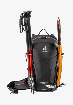 DAMEN  - Hiking rucksack - schwarz